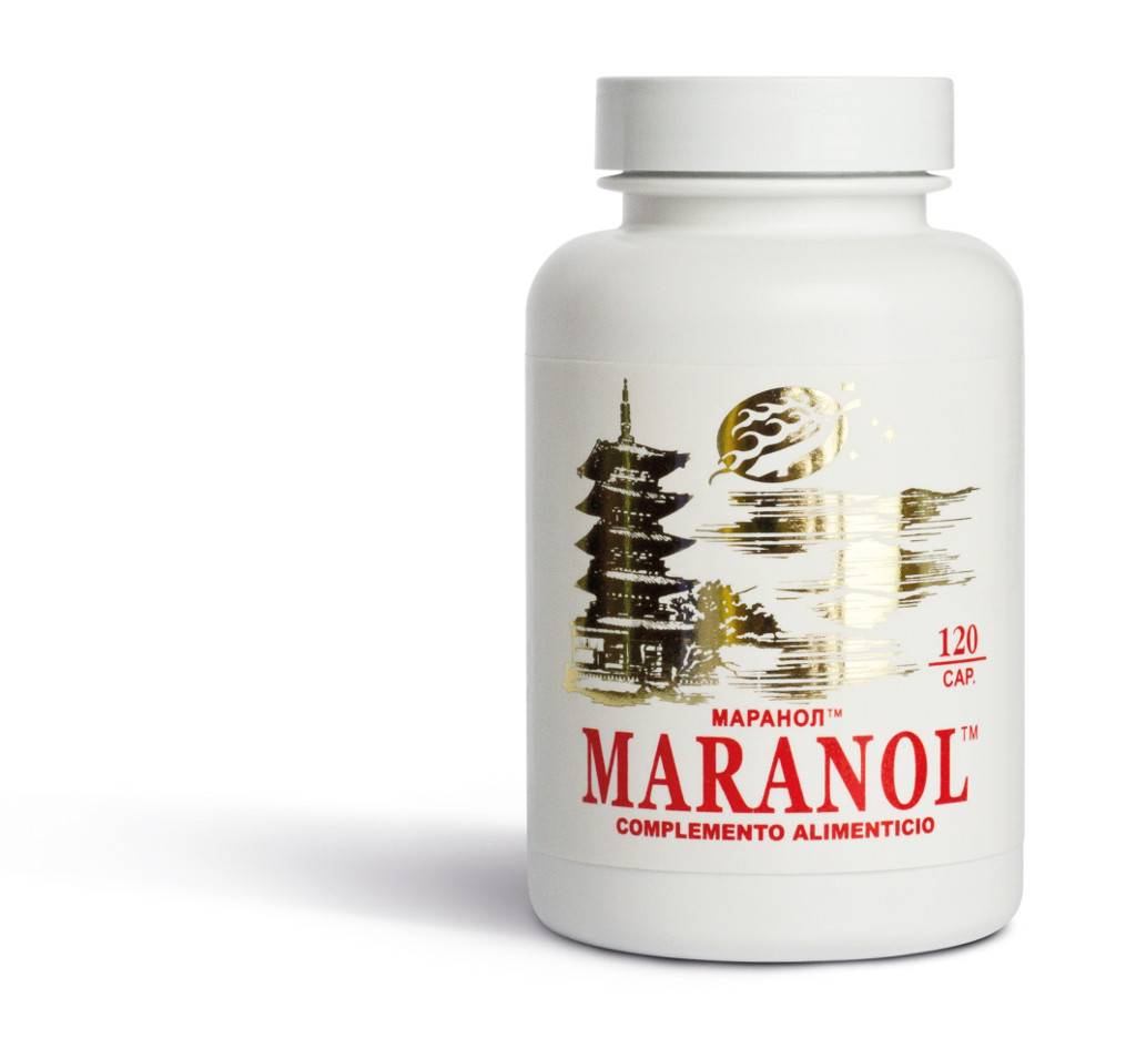Maranol - a must for your osteoarticular health